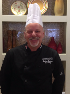 John Andrews - Chef Manager