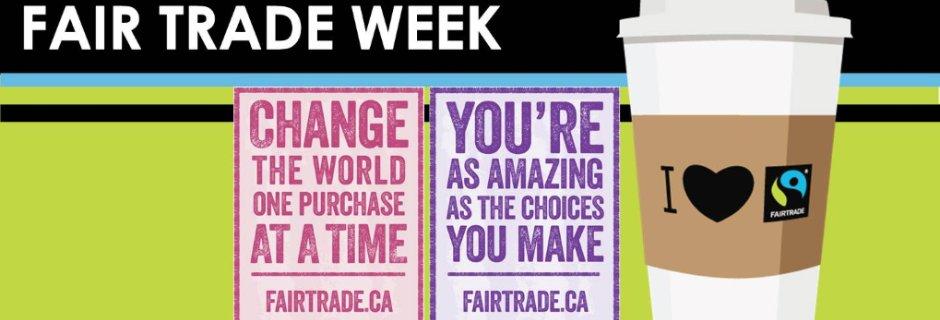 Fair Trade Campus Week
