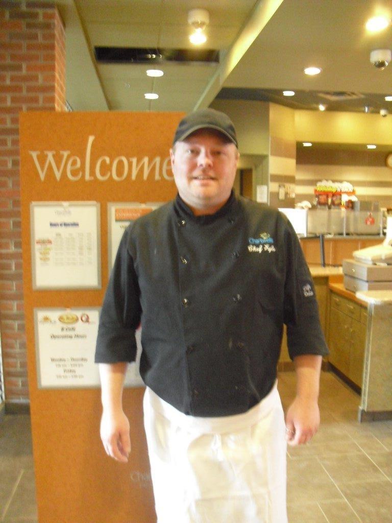 Kyle Vermeulen - Chef