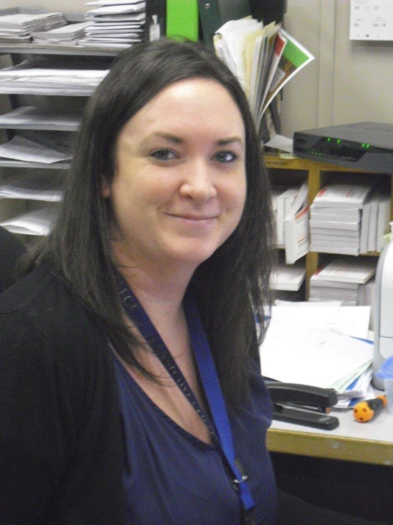 Allison Hunt - Senior Retail Operations Administrator