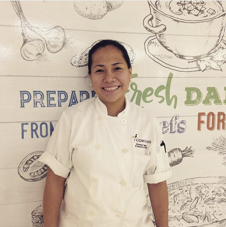 Donna Tobias - Executive Chef - George Brown College