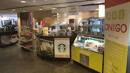 St. James Campus-Snack Kiosk Location