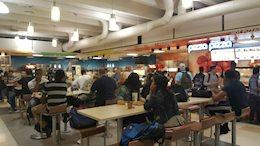 Casa Loma Campus-Main Cafe Location
