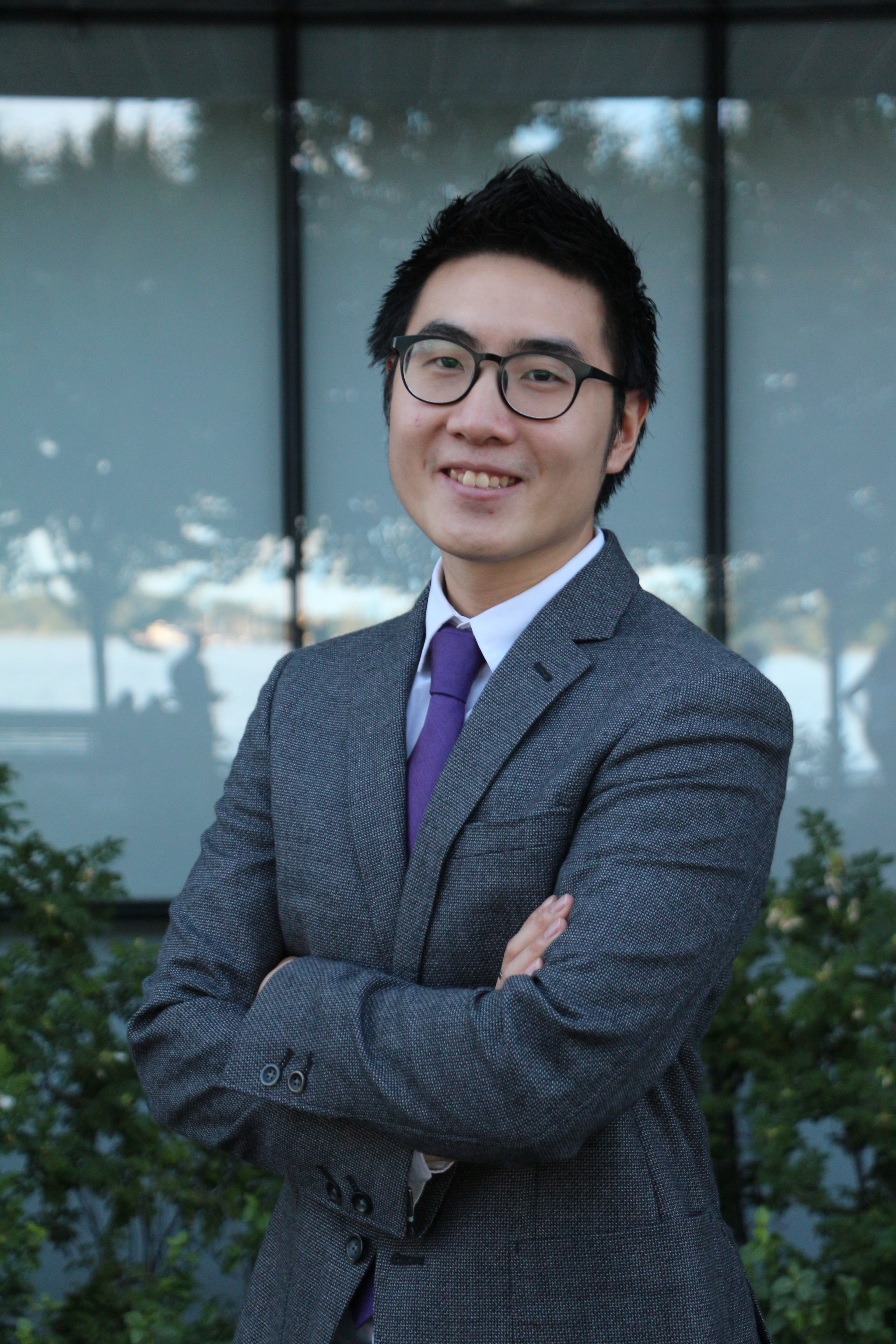 Matthew Tam - Food Service Assistant Manager  - Casa Loma Campus