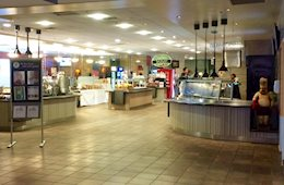 Residence Cafe - North Campus Location
