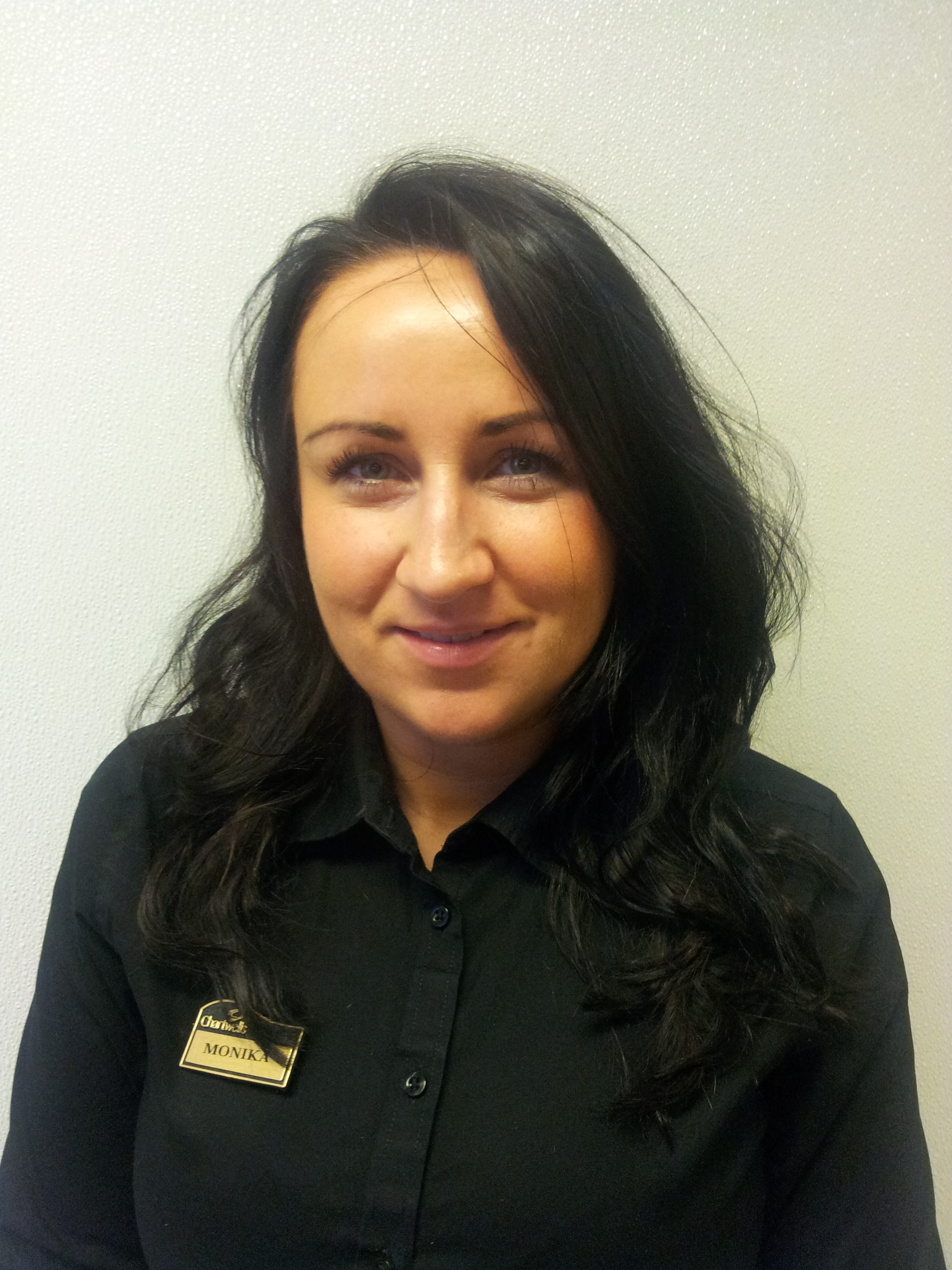 Monika Wojciechowski - Food Service Manager, North Residence