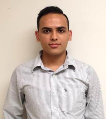 Navjot Singh - Assistant Manager, North Residence Cafe