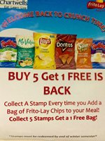 Crunch Time - Buy 5, Get 1 Free