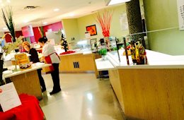 Staff Lounge - North Campus Location