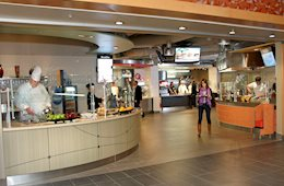 Fennell Food Court (Fennell Campus) Location
