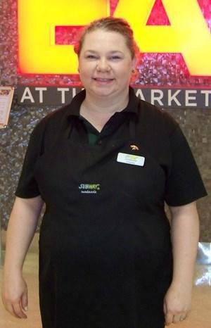 Charlene Gill - Subway / 2Mato Supervisor