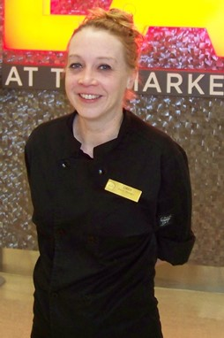 Emily Reston  - Patch Grill Manager