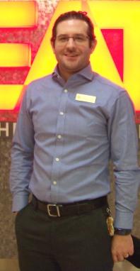 khaled khaznaji - Director of Food Services