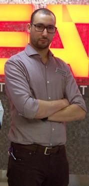 Hafid Khalid El Boukhari - Assistant Director / Catering Coordinator