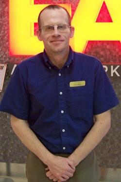 Trevor Banks - Tim Horton Manager