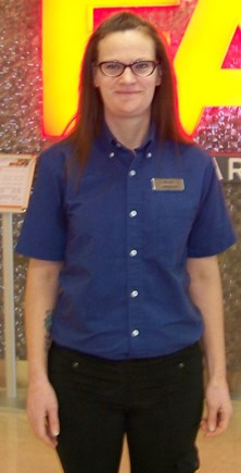 Kelsey Leclaire - Tim Horton Manager