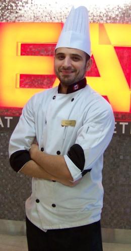 Mehdi Souilah - CHEF / Production Manager