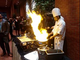 RED DEER COLLEGE CATERING SERVICE