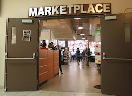 Trafalgar MARKETPLACE Location
