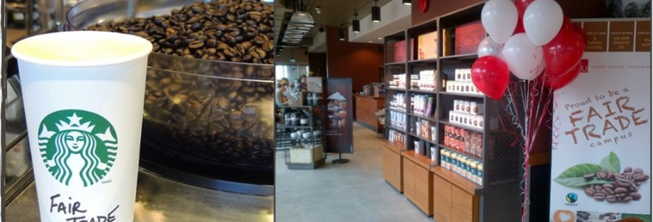 Starbucks SFU