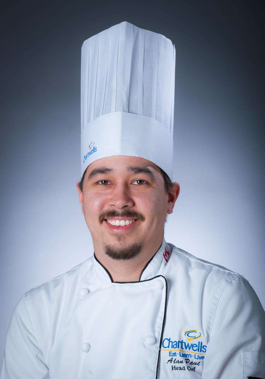 Alan Paul - Executive Chef