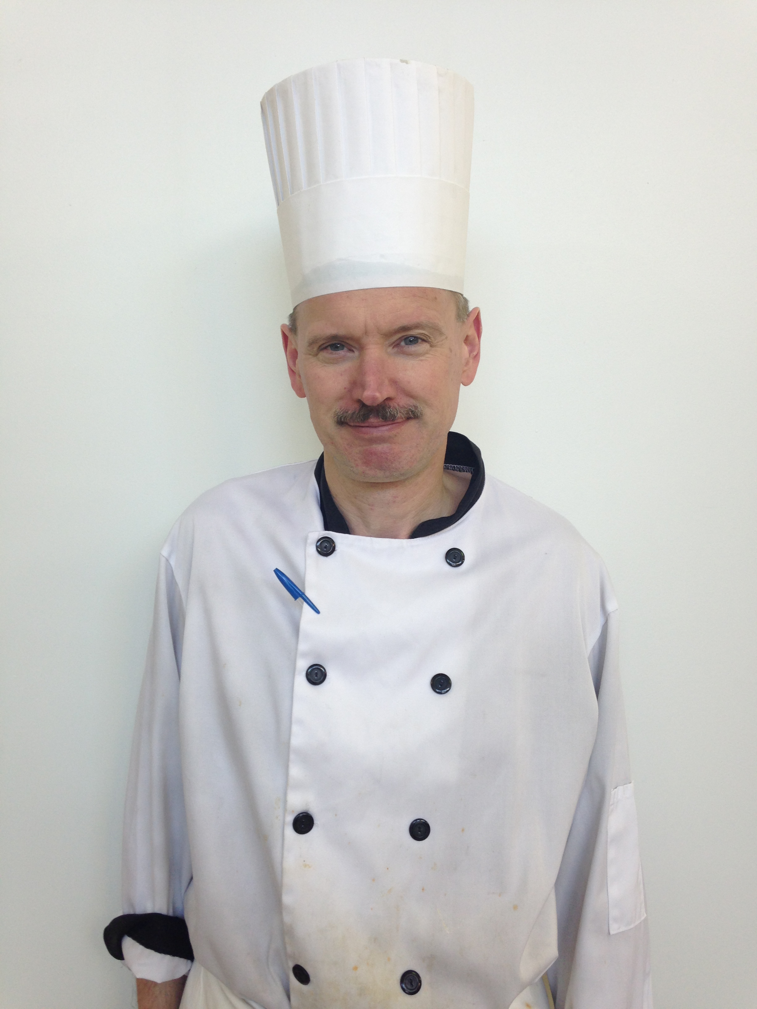 Richard Prentice - Executive Chef