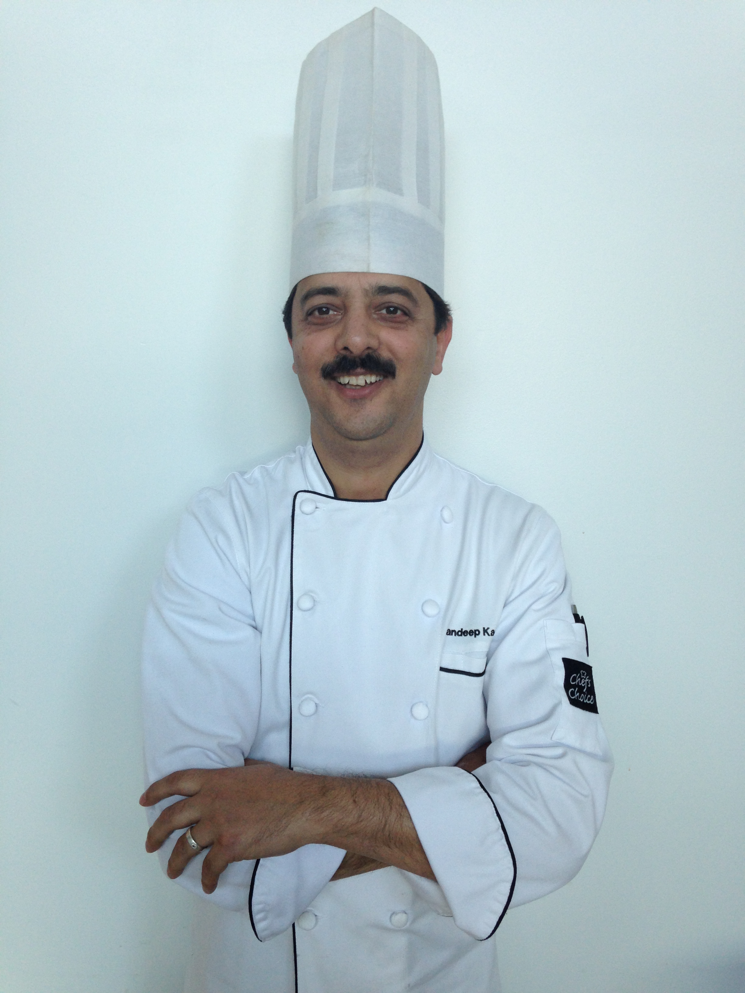 Sandeep Kachroo - Culinary Director