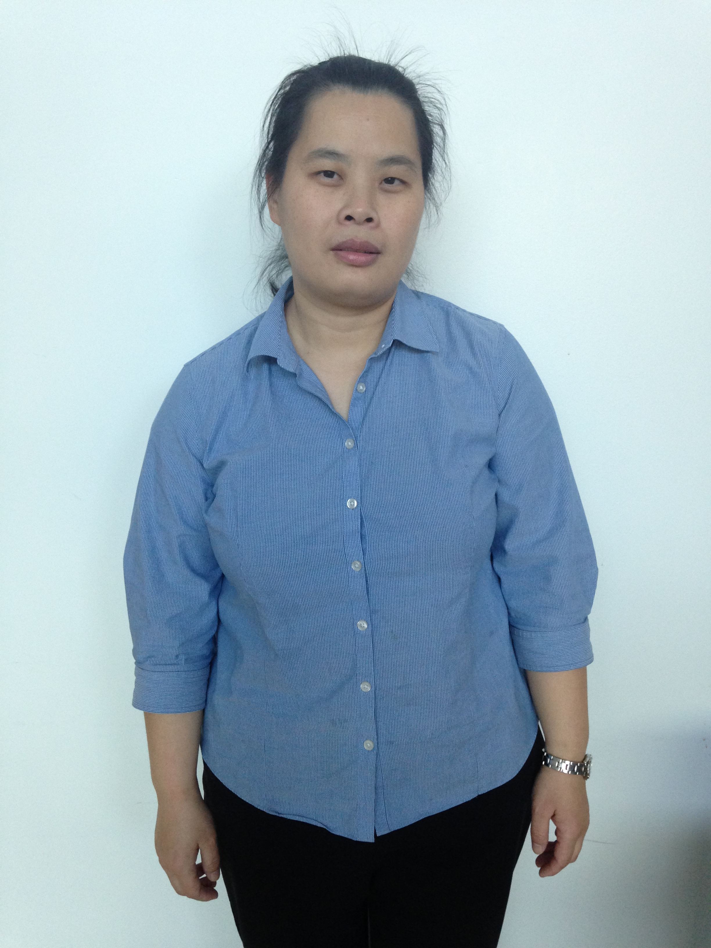 May Chow - Manager, TFC