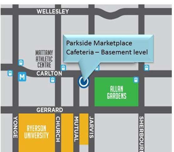 Cafeteria Map