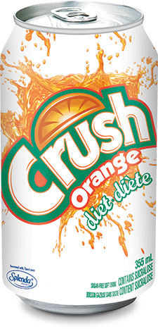 Crush Orange diète