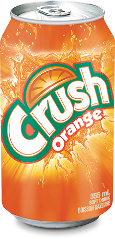 Crush Orange