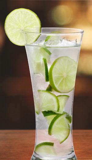 Gin et tonique