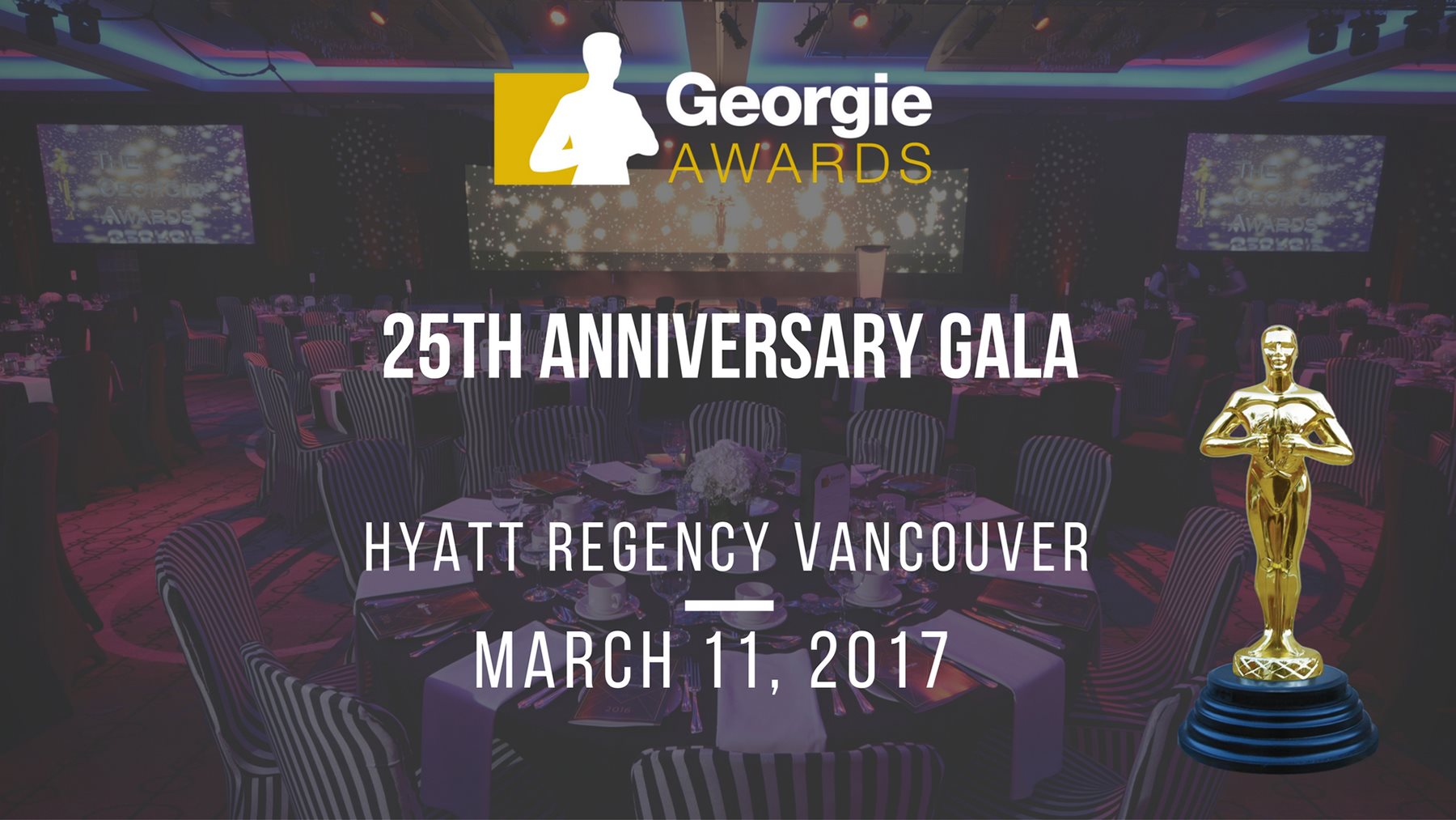 Georgie Awards Save the Date
