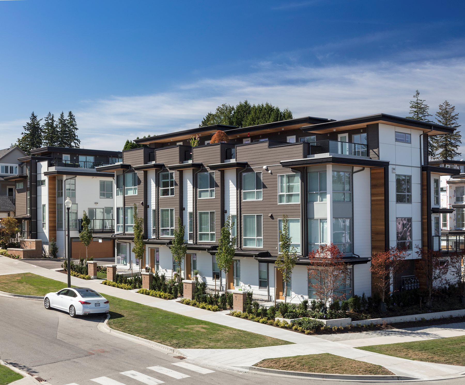 Best Multi-Family Townhouse Development