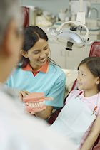 Chandler Dental Clinic Enters Second Decade Providing Free Services to Children in Need Receives Generous Gift From Thunderbirds