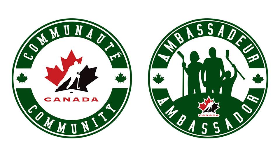 Hockey Canada Community and Ambassadors