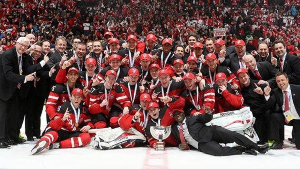 Hockey canada foundation