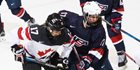 Canada Drops Opener of U18 Three-Game Series Against U.S.
