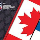 Canada Remain Undefeated at 2017 IIHF U18 Championship