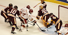 Canadians Prevail for Pioneers in Dramatic NCAA Frozen Four Final