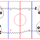 COACH ENIO: Today's Drill: The 3-on-2 Triple Drive Offence