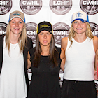 Historic CWHL Draft Welcomes Players Around the World