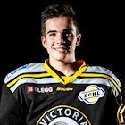 Victoria Grizzlies Rookie Alex Newhook Carving Up BCHL Far from Home