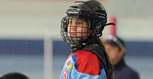 female minor hockey