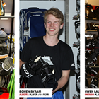 2016 HockeyNow Players of the Year Gear Up with SportChek