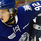 Alex Nylander keeping it in the family