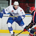 Grant Hebert Finishes CCHL Season as Top Scorer and League MVP