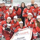 B.C. Teams take CSSHL Female Championship Titles