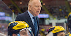 Legendary Coach Red Berenson Leaving Michigan Bench