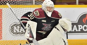 Dylan Wells and the Peterborough Petes